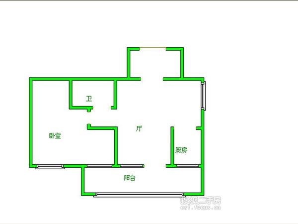 泰丰家园-户型图5