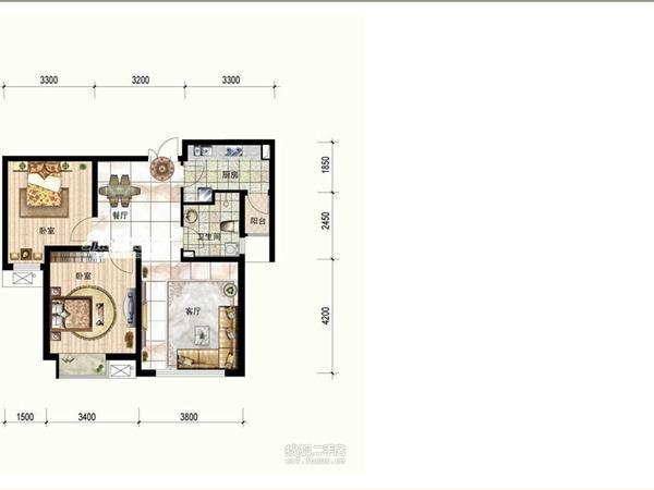泰丰家园-户型图6