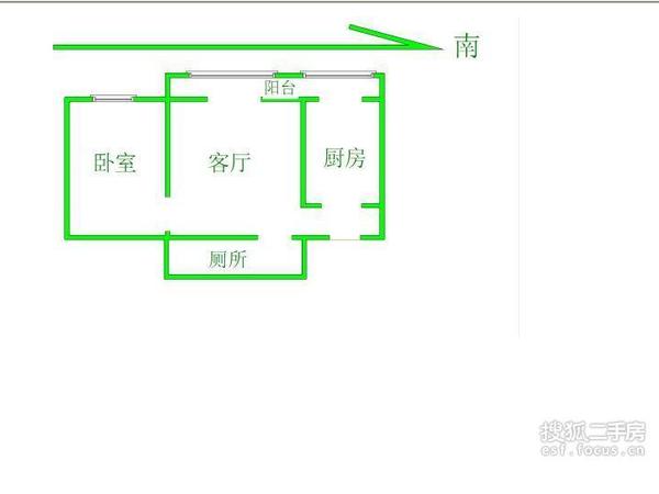 永安大厦-户型图3