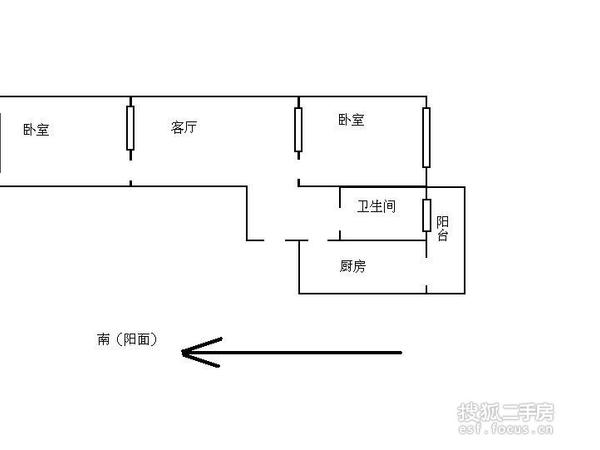 永安大厦-户型图4