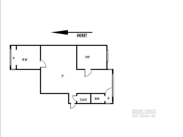 永安大厦-户型图6