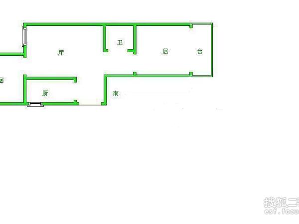中嘉花园-户型图4