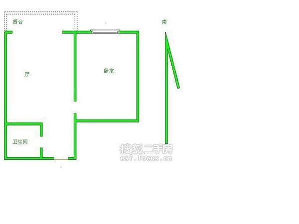 花园五座轩-户型图7