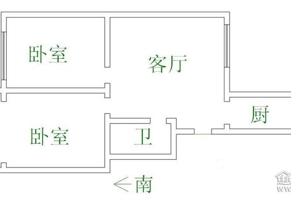 花园五座轩-户型图8