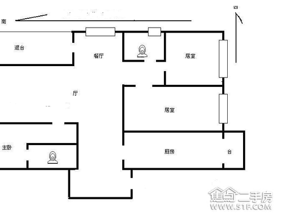 万科盈润园-户型图5