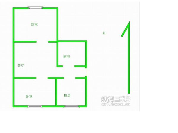 雅安东里-户型图4