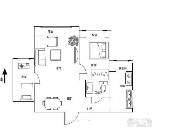 泰安里-户型图7