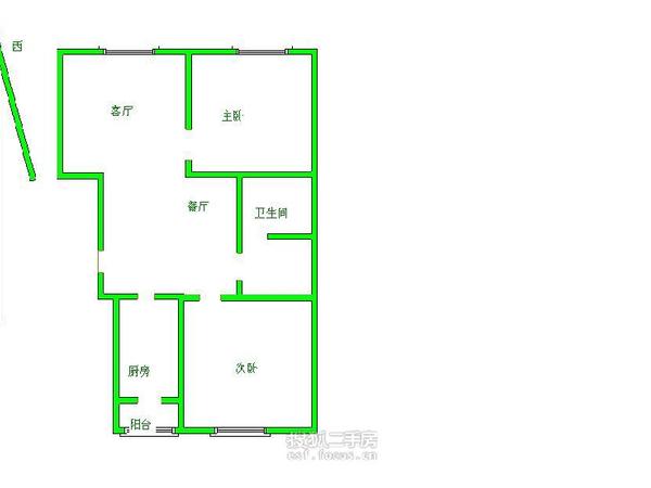 华光里-户型图6