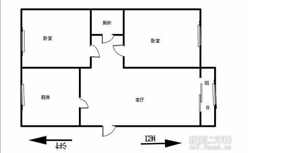 万科新城紫藤苑-户型图4