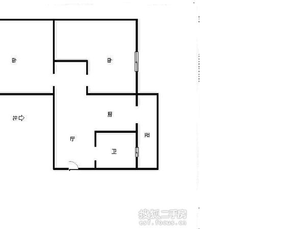 长青北里-户型图7