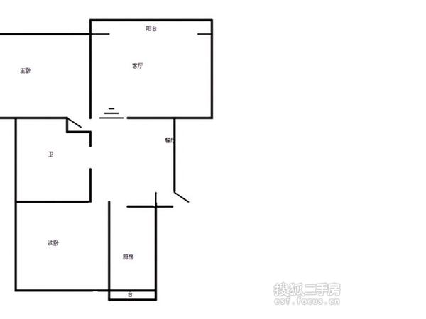 中山东里-户型图6