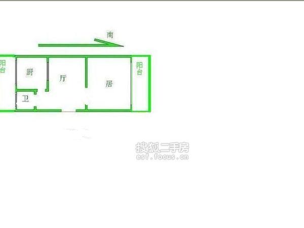 碧云里-户型图7