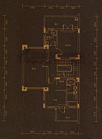 檀府-户型图3