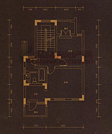 檀府-户型图7