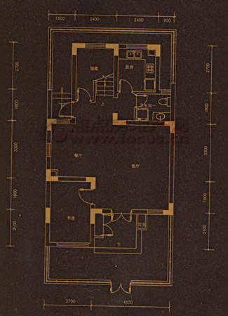 檀府-户型图8