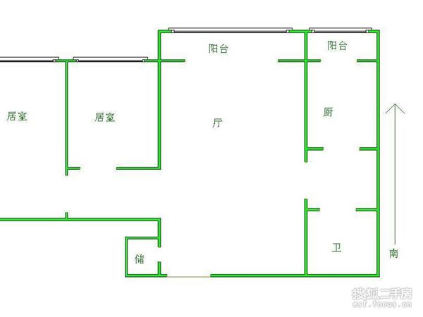 中山东里-户型图7