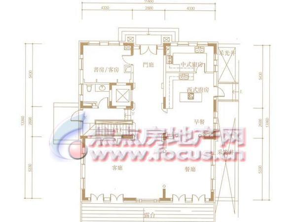 西康路36号-户型图3