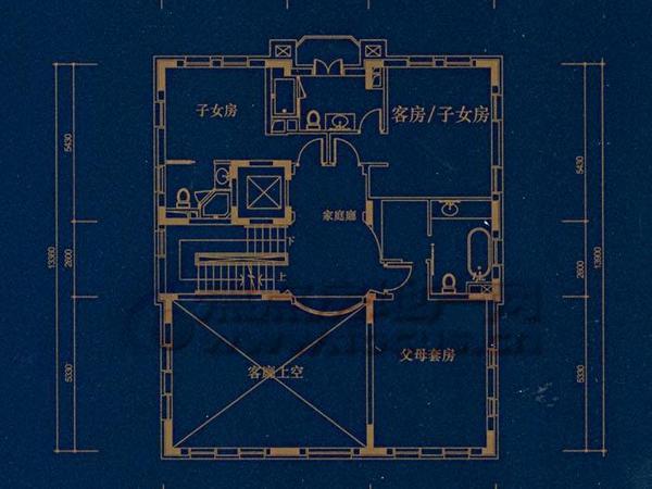 西康路36号-户型图4