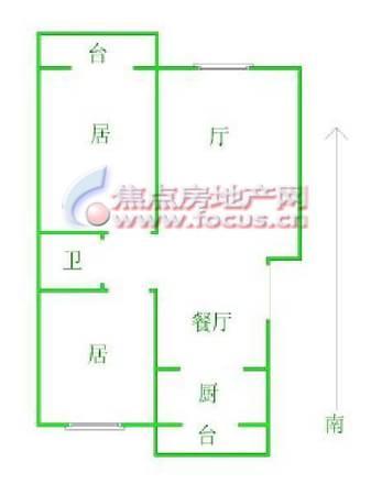 福苑里-户型图7