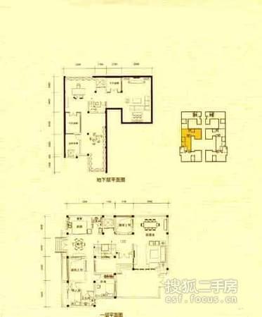 星耀五洲-户型图2