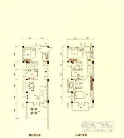 星耀五洲-户型图3