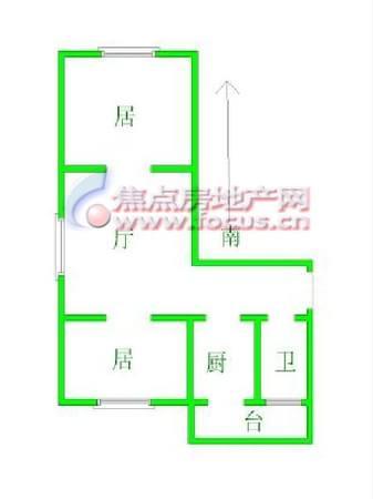 普康里-户型图2