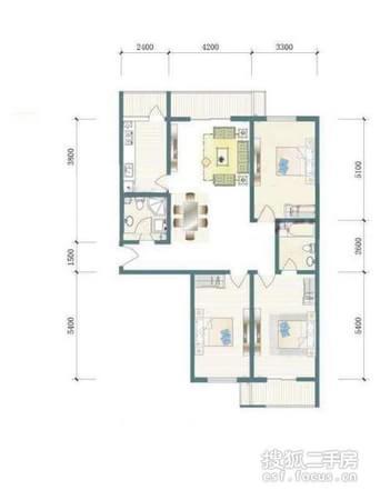 真室房源  低于市场价10万   现房3个月拿房本-室内图-8