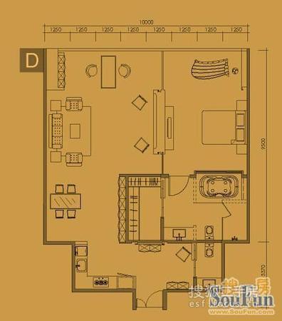 160平方房子设计图_装装修