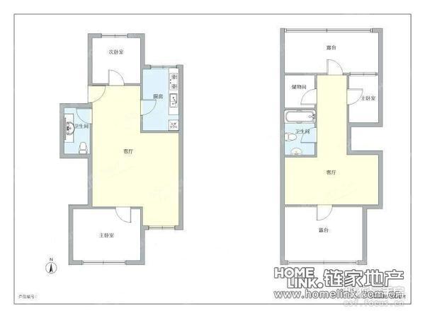 丰台区 花乡 银地家园小区 简装修 110平米4室无厅厅2卫卫