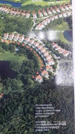 宝安区 观澜 观澜湖高尔夫大宅蔓菲亚区小区 简装修 750平米 6室3厅厅