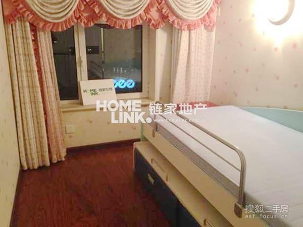 [链家100%真房源] 北京像素 欧式精装两居,简约与时尚相结合
