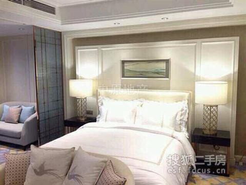 一亿豪华别墅卧室