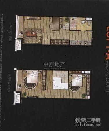 平方loft装修图片 40个平方理发店装修图,40平方服装店装修图