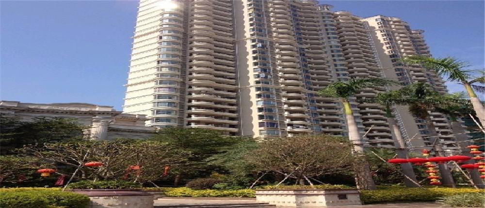 合生滨海城 一线海景房 精装修 阳台上看日出 脚下就是大海