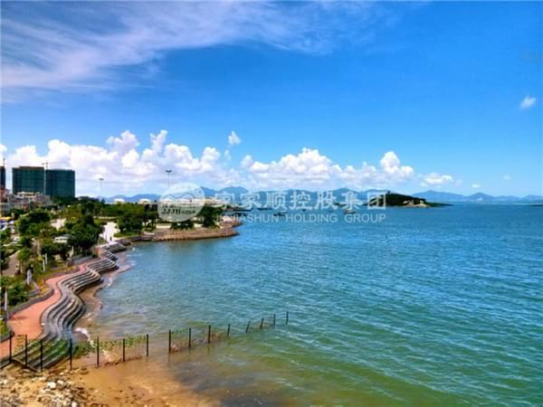 泡泡海,海边豪宅,沙滩,大海 稀缺旅游圣地