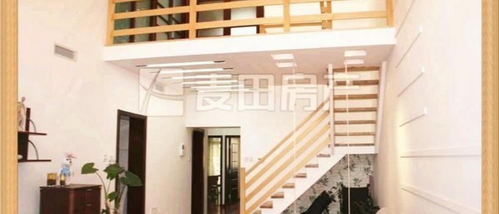 假复式楼梯装修效果图