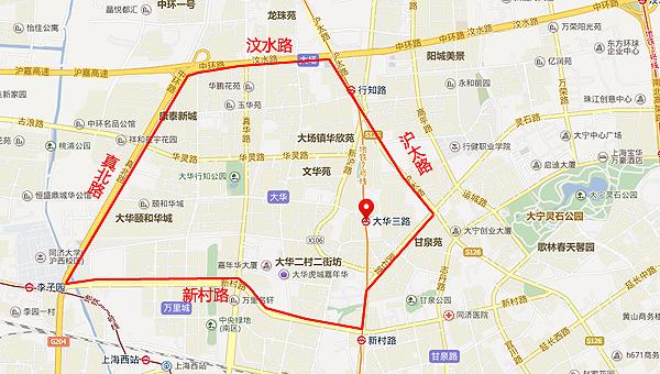 广东海洋大学寸金学院校园地图