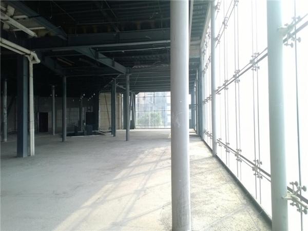 长l3米宽13米的地皮,盖4层1层框架门面1根柱子2到4层出租房子设计图纸图片