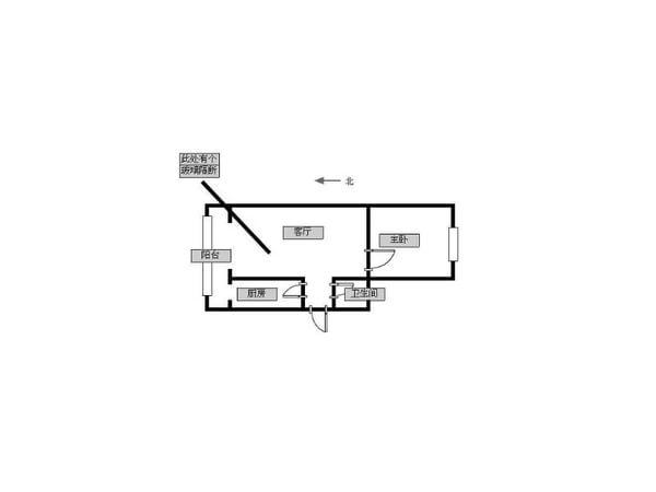 映日嘉园-户型图8