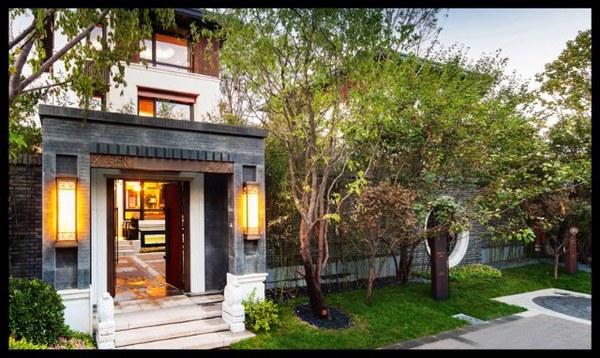 新中式院落别墅,最顶级中国文化精致院落群1501122639