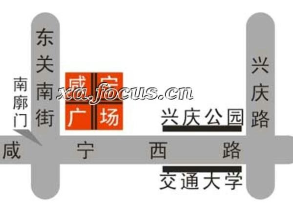 兴庆宫馆商铺-外观图2