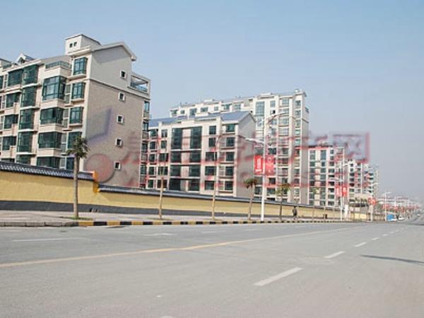 曲江城市花园商铺-外观图2