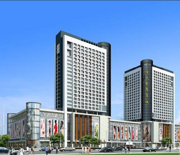 金正茂中国服装商贸城