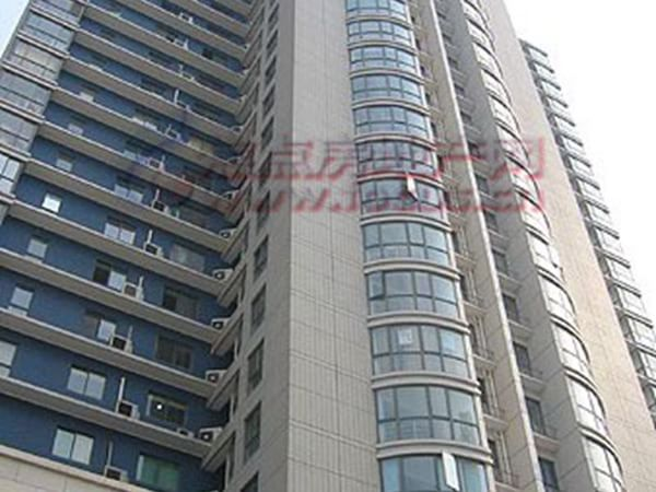 中天国际公寓-外观图1