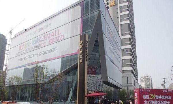 武昌徐东核心成熟商圈 繁华地段 200 1000平绝版写字楼-室外图-271970104