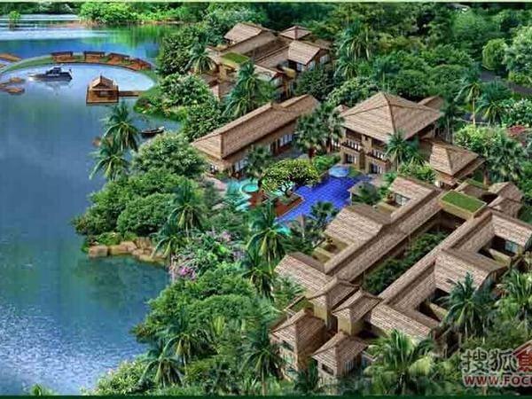安富雨林海-外观图1