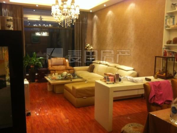 鹅湾高厅两居,豪华欧式装修
