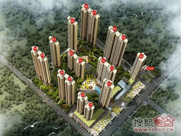 中铁·缤纷新城-外观图1