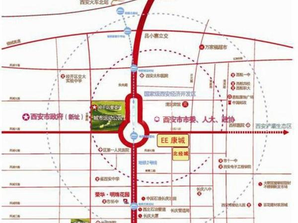 荣华北经城-外观图2