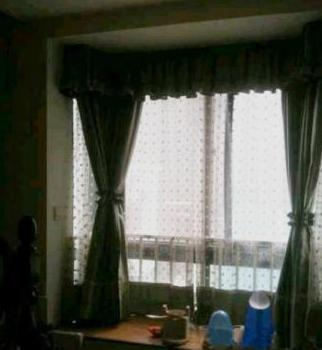东立窗帘花边图片